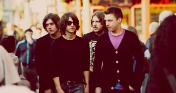 Arctic Monkeys (Press Photo)