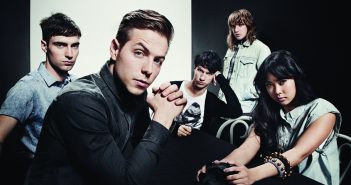 The Naked And Famous (Press Photo)