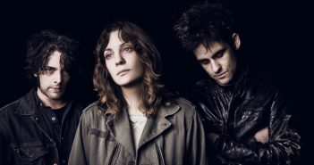 Black Rebel Motorcycle Club (Press Photo)