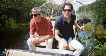 We Are Scientists (Press Photo By Dan Monnick)