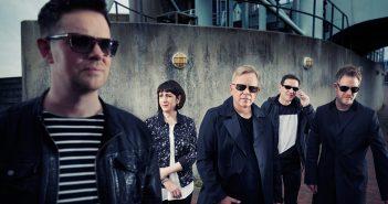 New Order (Pressefoto: Nick Wilson)