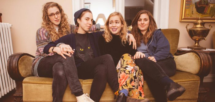 Chastity Belt: I Used To Spend So Much Time Alone