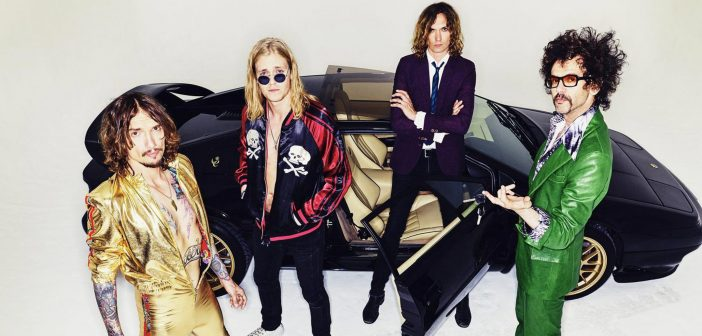 The Darkness (Pressefoto)