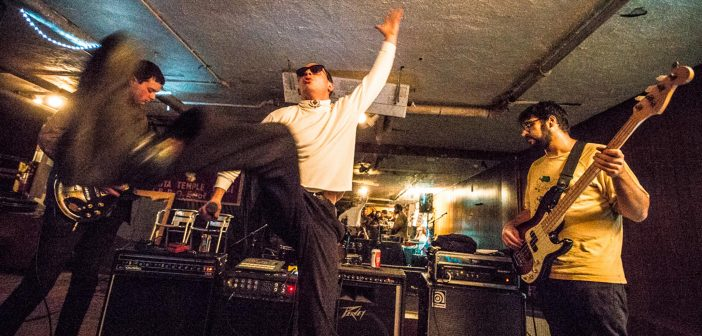 Urochromes (Pressefoto: Noise Floor Photography)