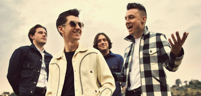 Arctic Monkeys (Pressefoto)
