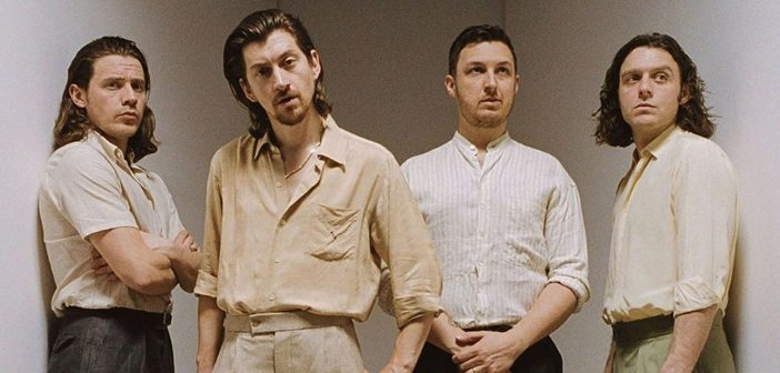 Arctic Monkeys (Pressefoto: Zachary Michael)