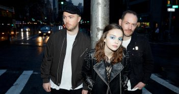 Chvrches (Pressefoto: Danny Clinch)