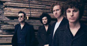 The Kooks (Pressefoto: Andrew Whitton)