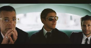 Interpol (Pressefoto: Jamie-James Medina)