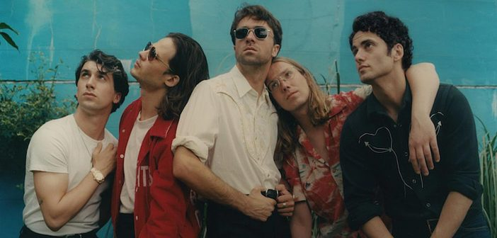 The Vaccines: Back In Love City