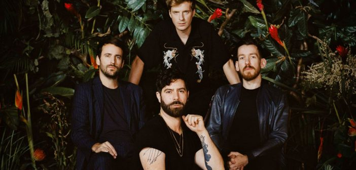 Foals: In Degrees