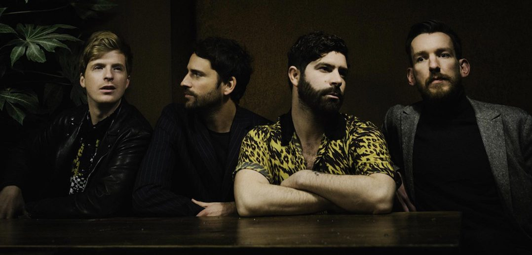 Foals (Pressefoto: Alex Knowles)