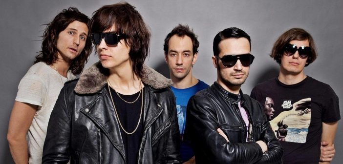 The Strokes: Ode To The Mets