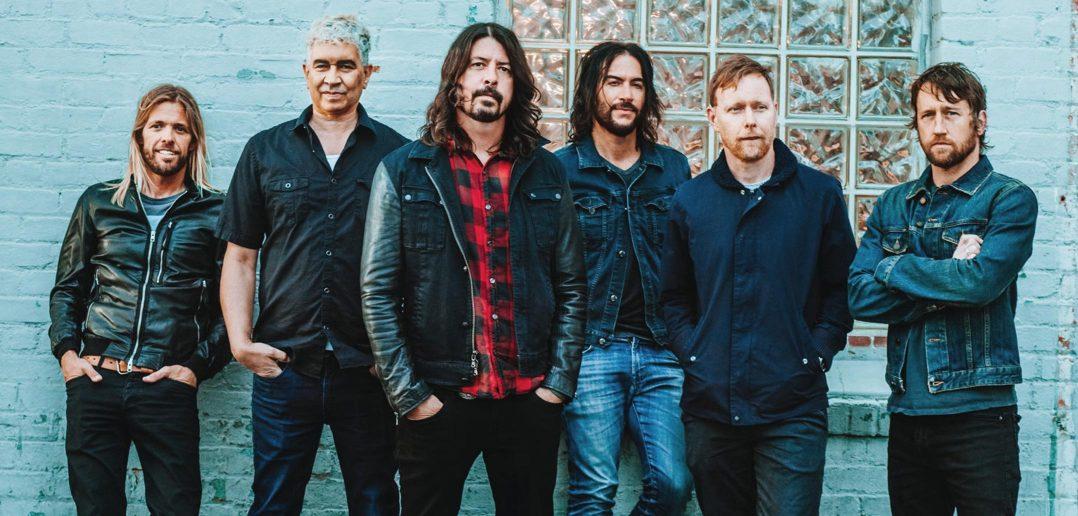 Foo Fighters (Pressefoto)