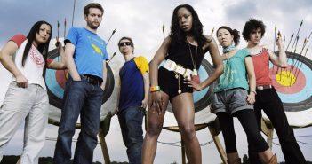 The Go! Team (Pressefoto)